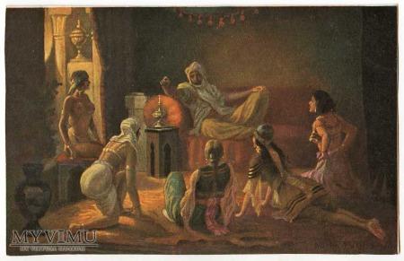 Duże zdjęcie Życie w haremie