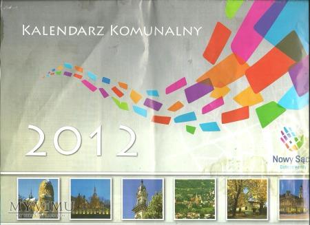 Kalendarz komunalny.
