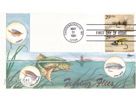 Duże zdjęcie USA 1991 - FDC Gill Craft