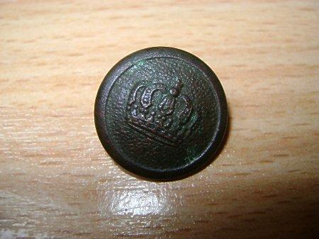 Duże zdjęcie guzik pruski M1910