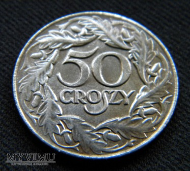 50 Groszy 1938