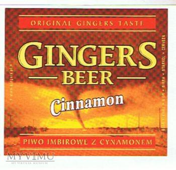gingers beer cinnamon