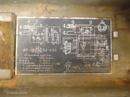 Puszka na Aparat telefoniczny AP 36