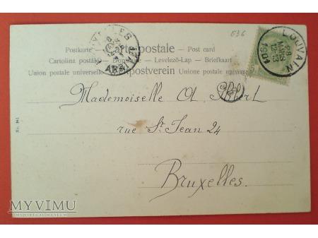 Duże zdjęcie 1901 Lina CAVALIERI OPERA pierwsze gwiazdy