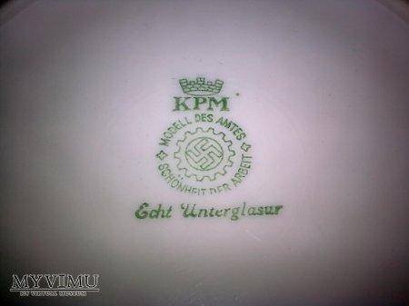 Talerz KPM
