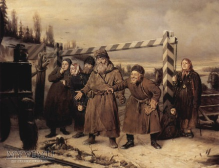 Pierow - Przed koleją żelazną