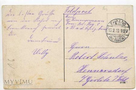 Poznań 1918 - Zamek