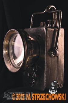Elektryczna lampa bezpieczeństwa CEAG