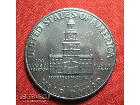50 CENTS - Stany Zjednoczone Ameryki (USA) (1976)