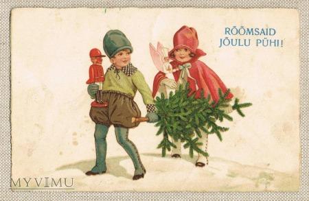 Estonia Tallin Wesołych Świąt