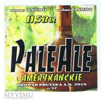 pale ale amerykanckie