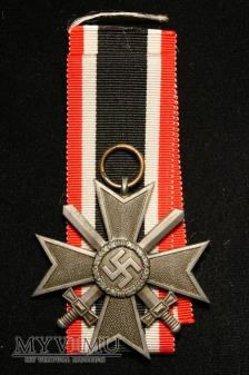 """Krzyż zasługi 2 klasy z mieczami.""""4"""""""