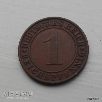 1 Reichspfennig 1935 A