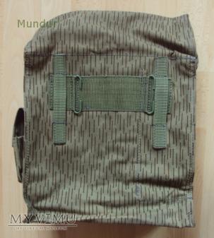 NRDowska torba na maskę przeciwgazową (DDR)