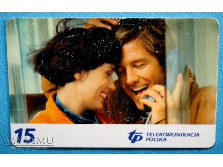 TELEFONUJĄCA PARA