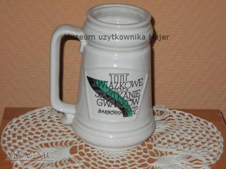 1992 Solidarność KWK Zabrze-Bielszowice