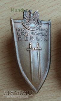 Odznaka Grunwaldzka - Caritas