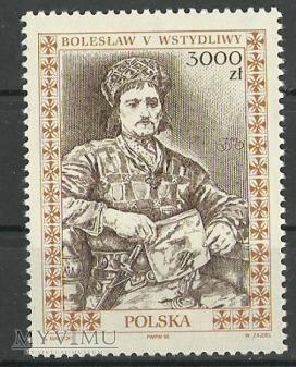 Duże zdjęcie Bolesław V Wstydliwy.