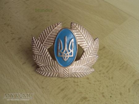 Ukraińskie godło do czapek