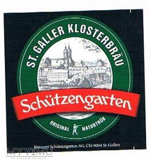 schützengarten st.galler klosterbräu