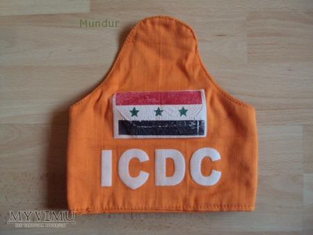 Iracki naramiennik ICDC