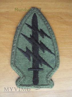 Emblemat: U.S. Army Green Berets