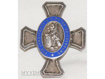 Krzyż Fur Verdienste U D Bayer Kriegerbund