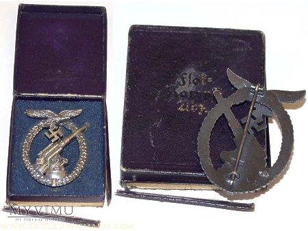 Luftwaffe Odznaka Artylerii PLot
