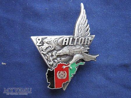 ALTOR, opération « AFGHANISTAN 2010»