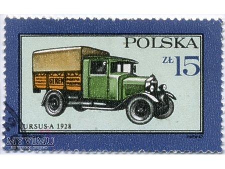 Duże zdjęcie Ursus - A 1928r