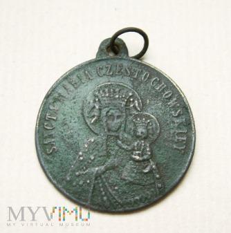 Medalik z 1830 roku