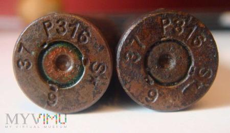 Łuska 7,92x57 Mauser 1937r. P316