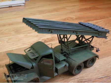 "BM-13 ""KATIUSZA"" US-6"