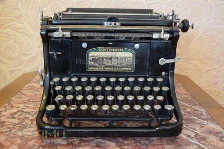 Continetal maszyna do pisania