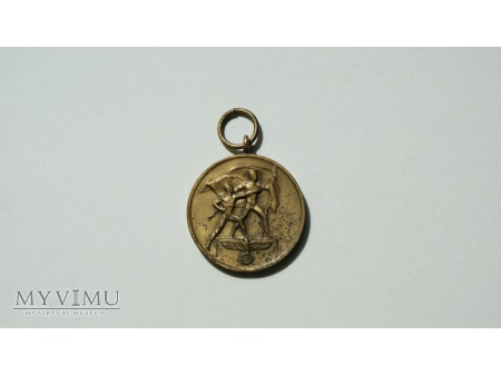 Medaille zur Erinnerung an den 1 Oktober 1938