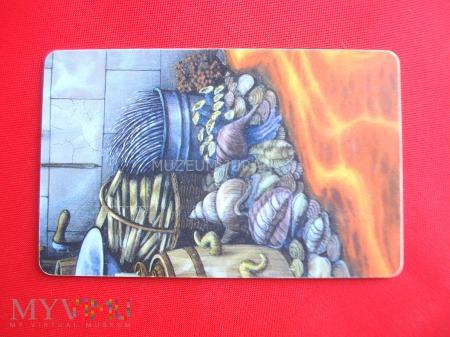 Duże zdjęcie Karta chipowa 95