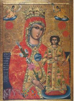 Grecja - Matka Boska Zielna, Meteory