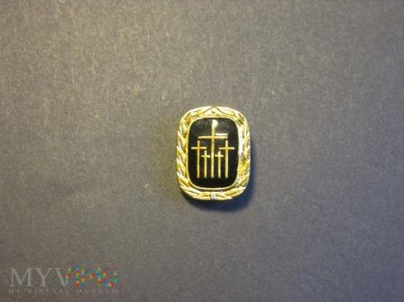 Odznaka opiekunów grobów wojennych