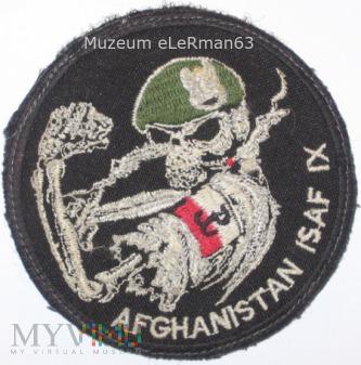 Duże zdjęcie AFGHANISTAN ISAF IX.