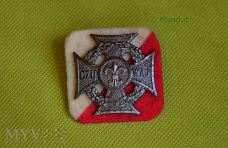Krzyż harcerski 1966