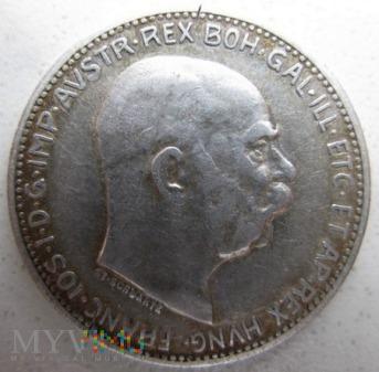 1 korona 1912 r. Austria (austro-węgry)