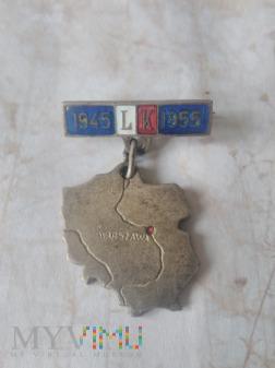 odznaka LK 1945-1955