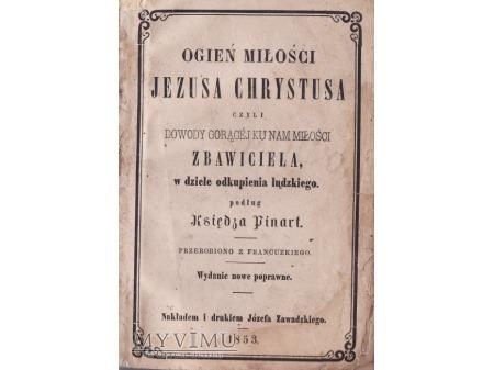 Modlitewnik z 1853