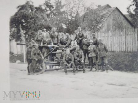 Armata 40mm wz. 36 Bofors w niemieckich rękach