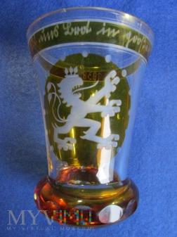Puchar kryształowy-pamiątkowy WHW