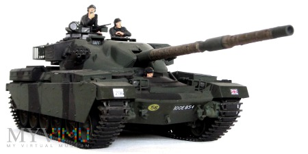 Czołg (Main Battle Tank) FV4201