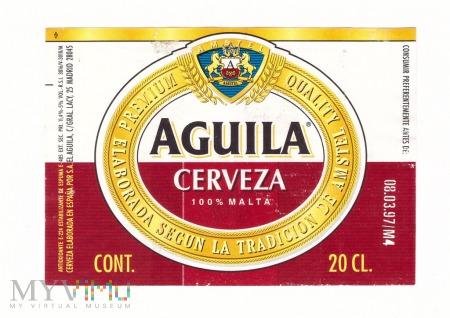 Hiszpania, Aguila