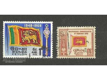 Cejlon (Sri Lanka).