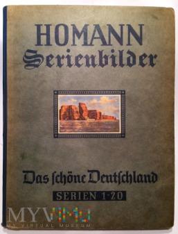 HOMANN Serienbilder - Das schöne Deutschland, 1926