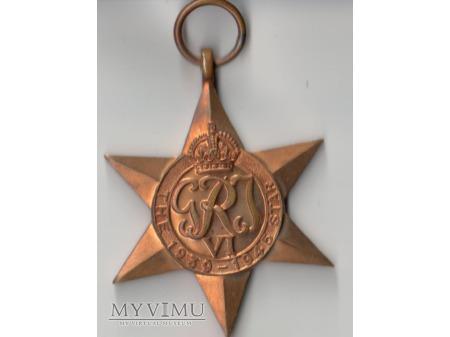 1939-1945 Star-Gwiazda za wojnę 1939-1945